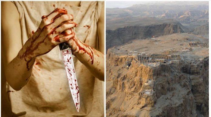 el misterio de masada el supuesto suicidio masivo en judea