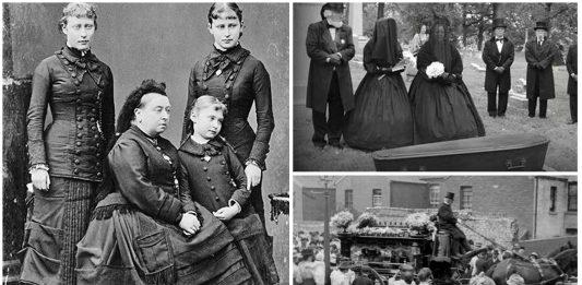 10 supersticiones victorianas relacionadas con la muerte