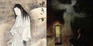 La leyenda de Yuky-Onna, la mujer de hielo, si la ves huye o morirás