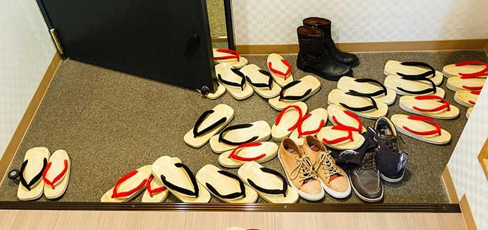 zapatillas, japón