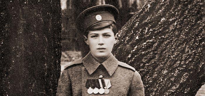 Alekséi Nikoláyevich Románov