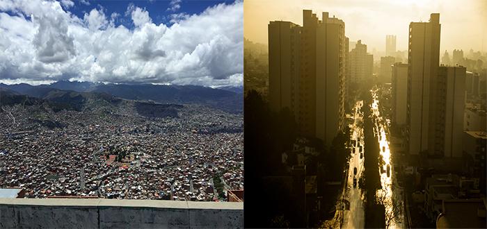 Te sorprenderá saber cuáles son las ciudades más contaminadas de Latinoamérica