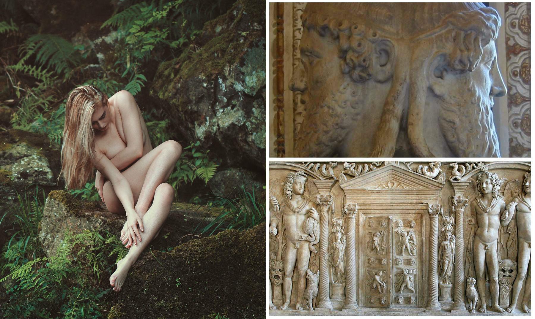 Resultado de imagen de Cardea, la ninfa violada por el dios Jano que se convirtió en diosa