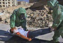 """Los ataques con gas en Siria. ¿Qué sabes de los """"Agentes Nerviosos""""? Muy doloroso"""