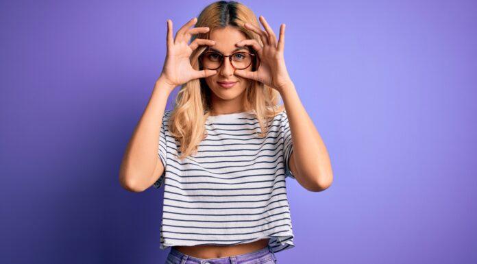 Ojos violeta | ¿Es natural tener los ojos de este color?