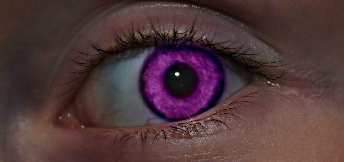 Ojos violetas naturales. Elizabeth Taylor y otros casos, ¿es realmente posible?