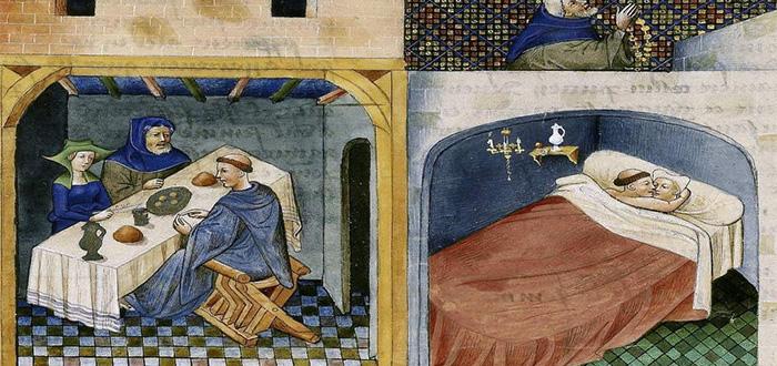 La prostitución en la Edad Media