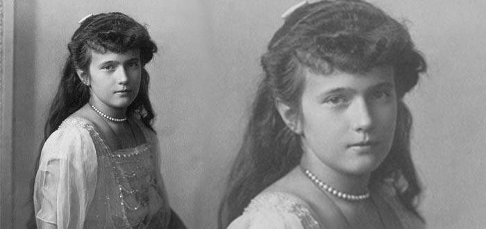 Anastasia Nikoláyevna Románova