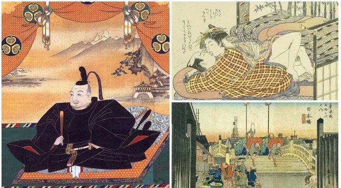 8 datos desconocidos sobre la vida en el antiguo Japón