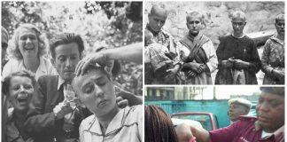 Cabeza rapada, el deplorable castigo más utilizado contra las mujeres