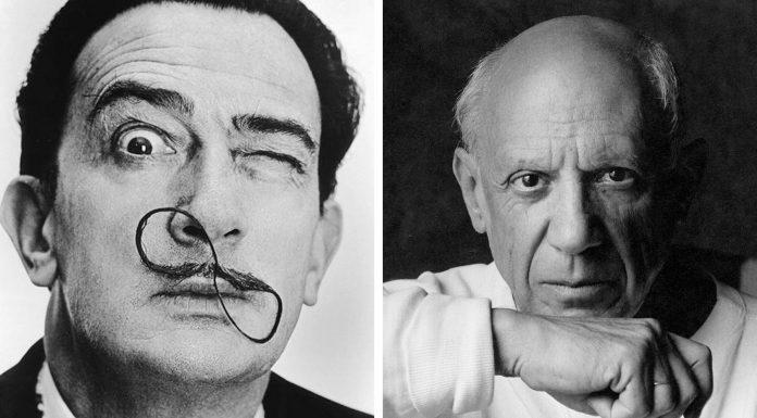 Las cartas que Dalí enviaba a Picasso sin recibir respuesta