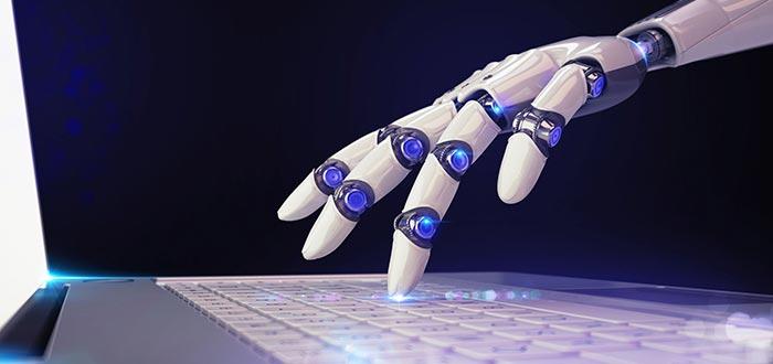 contable, trabajo sustituido por robots
