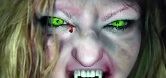 3 temibles demonios femeninos