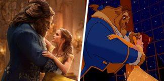 5 diferencias entre la película nueva de la Bella y la Bestia y la animada