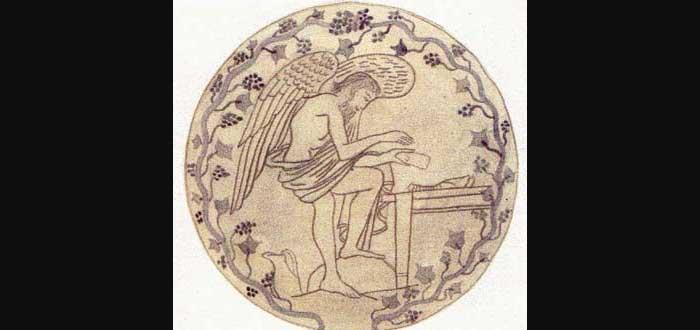 Hígado de bronce de Piacenza, usado para la adivinación de los arúspices etruscos