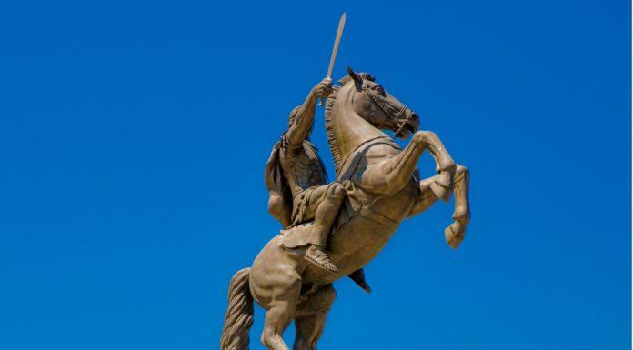 La Personalidad de Alejandro Magno