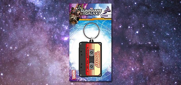 objetos de guardianes de la galaxia, llavero