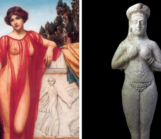 Hieródulas, las prostitutas de los dioses