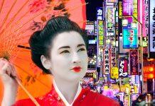 Las geishas que luchan por sobrevivir en Tokio (2)