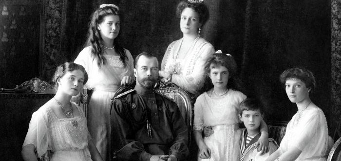 Asesinato de los Romanov