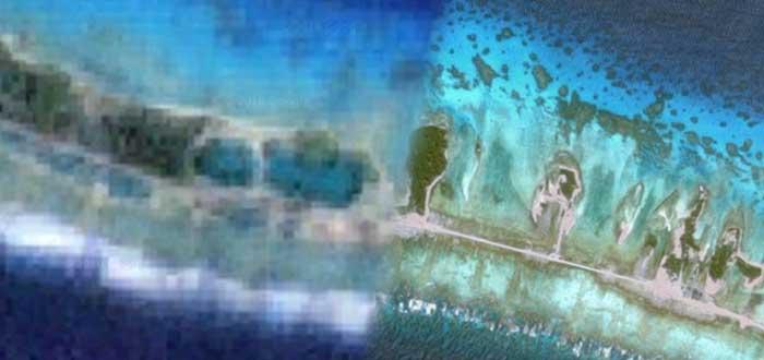5 lugares que Google Earth no te permite ver