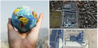 5 lugares que Google Earth no te permite ver