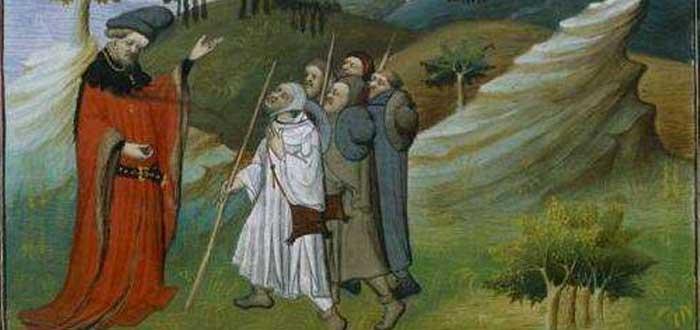 5 Cosas que podrían ocurrirte si fueras un Peregrino de la Edad Media