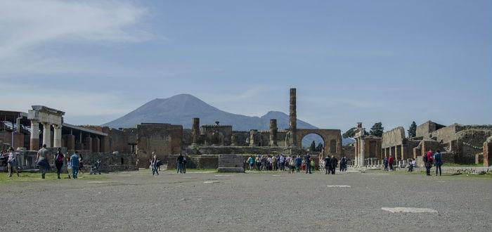 pompeya ruinas vesubio