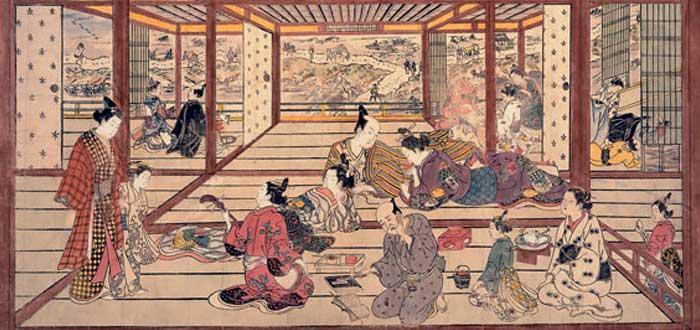 La terrible vida de las prostitutas japonesas de la era Edo
