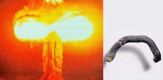 """Las uñas negras """"vivas"""" que crecieron a los supervivientes de Hiroshima"""