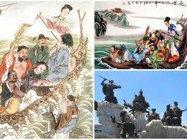 Los 8 INMORTALES de la mitología china. ¡Conócelos!