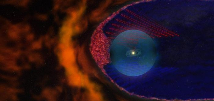 Científicos descubren la verdadera forma de nuestro sistema solar