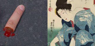 Dedos como prueba de amor: las cortesanas japonesas en la era Edo