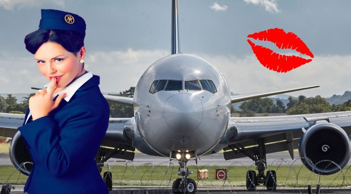 El exclusivo Mile High Club. Si has tenido sexo en un avión, perteneces a él