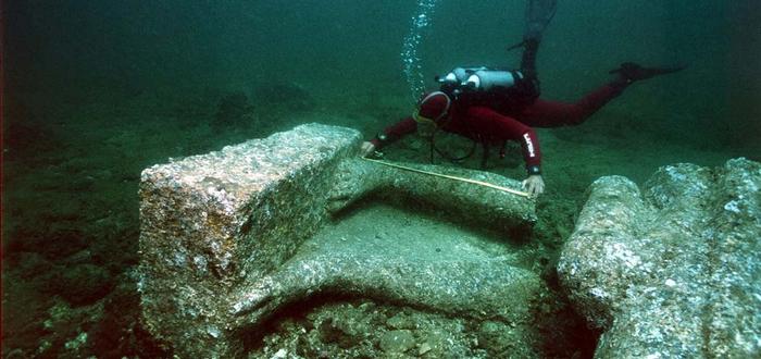El misterio de la ciudad egipcia que se hundió bajo el mar