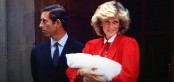 Matrimonio Principe Harry : La promesa que el principe william hizo a su madre diana