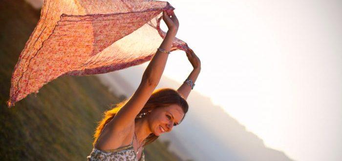 Los síntomas positivos del síndrome premenstrual que experimentan algunas afortunadas
