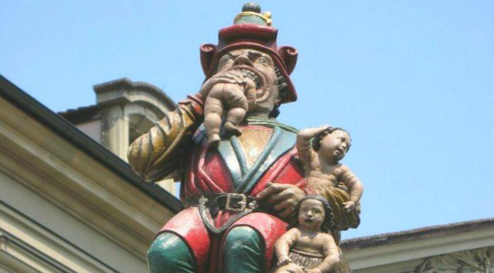 La escultura más INQUIETANTE del mundo y nadie sabe por qué es tan siniestra