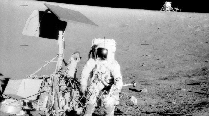 ¿Quién hizo las fotografías al primer hombre que llegó a la Luna?