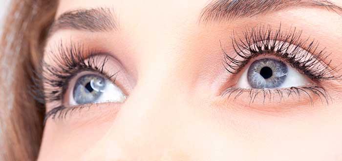 Cambiar de color de ojos, ojos grises