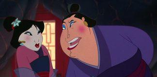 Casamentera, Mulan