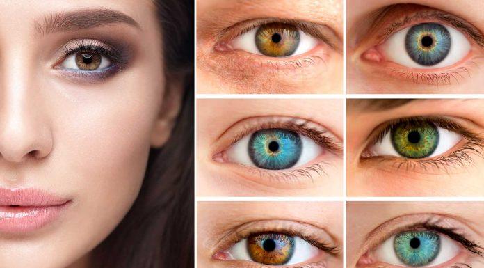 Cómo cambiar de color de ojos. 5 métodos para conseguirlo