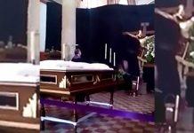 ¡Impresionante vídeo! El Cristo mexicano que ha movido la cabeza durante una misa