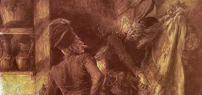 diablo, cuento más antiguo del mundo