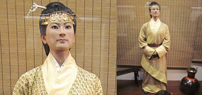 Xin Zhui, la Dama de Dai, la momia mejor conservada ¡Increíble!
