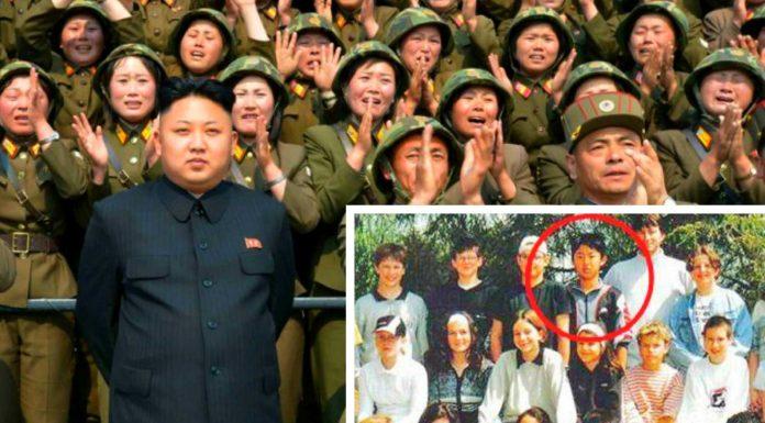 datos sobre Kim Jong-Un cuando todavía era un estudiante