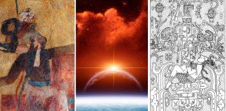 La historia del gobernante maya que habría viajado al espacio
