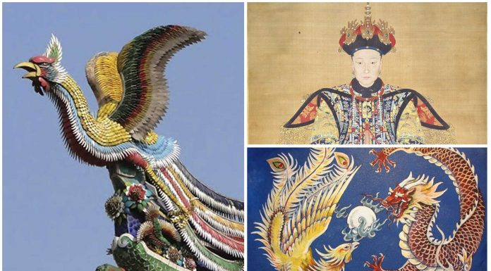 Fenghuang, el maravilloso fénix chino