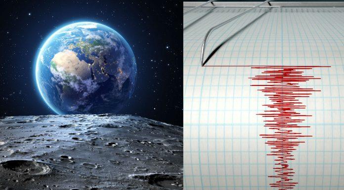 ¿Es posible que haya terremotos en la Luna?