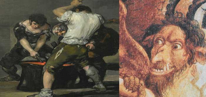 herreros y diablo, cuento más antiguo del mundo